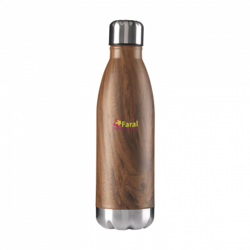 Topflask Wood bouteille