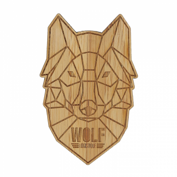 Badge bambou 0-25 cm2
