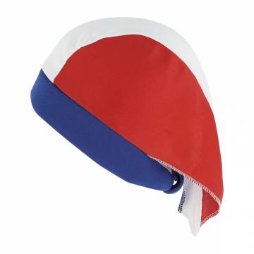 Bandana tricolore