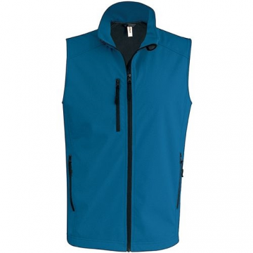 BODYWARMER SOFTSHELL