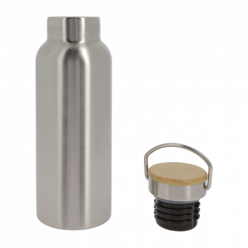 Bouteille isotherme inox 0,5l