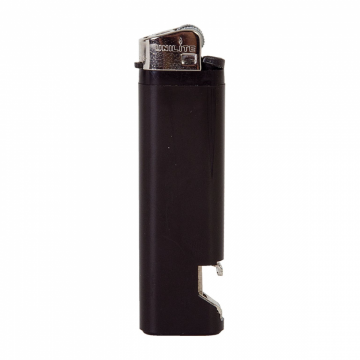 Briquet decapsuleur jetable
