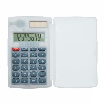 Calculatrice plate