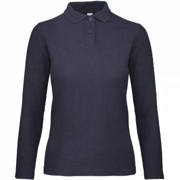 Polo femme ID 001 manches...