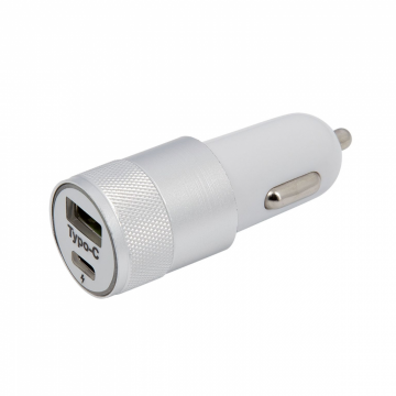 Charg allume-cigare usb a et c