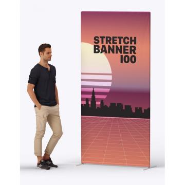 Stand éco HD 100x200 cm