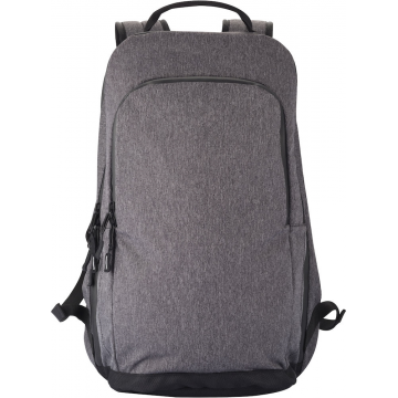 City Backpack Antracit melange